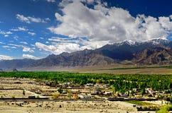 Leh Ladakh Stock Image