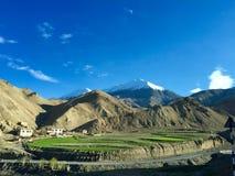 Leh Ladakh Landscape Stock Photos