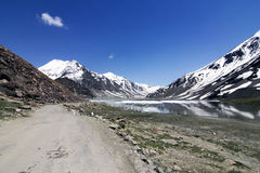 Leh Manali Highway Stock Photo
