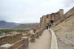 Leh Palace. Stock Photo