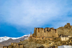 Leh palace Stock Image