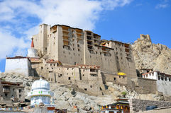 Leh Palace Royalty Free Stock Images