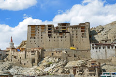 Leh Palace Royalty Free Stock Photography