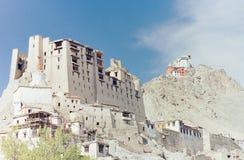 Leh Palace - Ladakh - Jammu and Kashmir - India Stock Photo