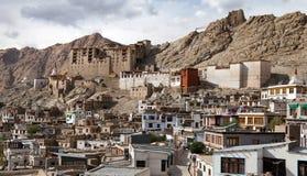 Leh Palace - Ladakh - Jammu and Kashmir - India Stock Image