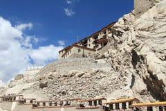 Leh Palace - Ladakh. Royalty Free Stock Image