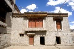 Leh Palace, Leh, Ladakh, India Royalty Free Stock Photo