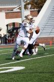 Lehigh Quarterback Brandon Bialkowski fotografering för bildbyråer