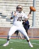Lehigh Quarterback Brandon Bialkowski Arkivbild