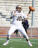 Lehigh Quarterback Brandon Bialkowski Stock Photography