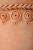 Lehm-Detail Lizenzfreies Stockbild