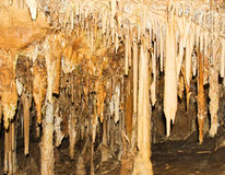 Lehman grottor #1 Royaltyfri Bild