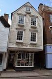 Lehnender Shop von Rochester Lizenzfreie Stockfotos