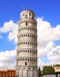Lehnender Turm von Pisa Lizenzfreies Stockfoto