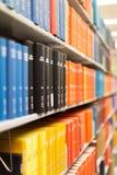 Lehrbücher und Ausbildung Lizenzfreies Stockbild