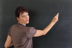 Lehrer lizenzfreie stockfotografie
