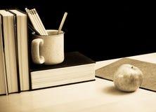 Lehrer-Liebe für Ausbildung Lizenzfreies Stockbild