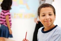 Lehrer und Kursteilnehmer Lizenzfreie Stockbilder