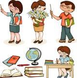 Lehrerschule Lizenzfreies Stockfoto