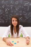 Lehrerunterricht Lizenzfreie Stockfotografie
