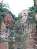 Lehsan buddha in Chengdu China Stock Photos