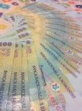 100 lei Zdjęcia Stock