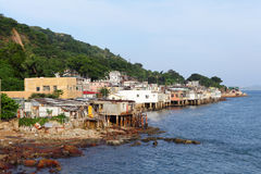 Lei Yue Mun Stock Photo