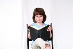 Leia tudo sobre ela Fotografia de Stock