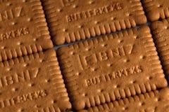 Leibniz-Keks pakuje, Niemiecki gatunek, kakaowi ciastka Fotografia Royalty Free
