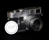 Leica μ3 Στοκ φωτογραφία με δικαίωμα ελεύθερης χρήσης