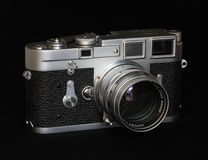 Leica μ3 Στοκ εικόνες με δικαίωμα ελεύθερης χρήσης