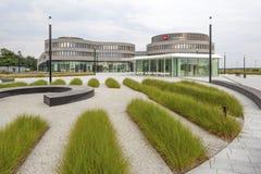 Leica fabrik och museum i Wetzlar, Tyskland Arkivbilder