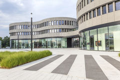 Leica fabrik och museum i Wetzlar, Tyskland Royaltyfria Foton