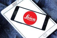 Leica logo Stock Photos