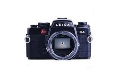 Leica R4 kropp Arkivfoto