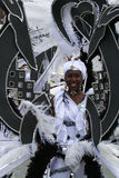 Leicester Caribbean Carnival, UK 2010 royalty free stock photography