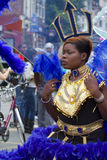 Leicester Caribbean Carnival, UK 2010 Royalty Free Stock Image