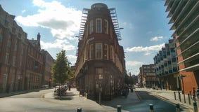 Leicester - Rutland Street Foto de Stock