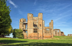 Leicester`s Building, Kenilworth Castle, Warwickshire. royalty free stock image