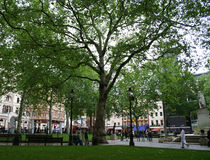 Leicester square, london Royalty Free Stock Photos