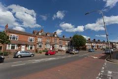 Leicester-Stadt lizenzfreies stockfoto