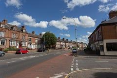 Leicester-Stadt Stockfotos