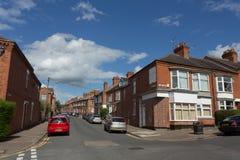 Leicester-Stadt Lizenzfreies Stockbild