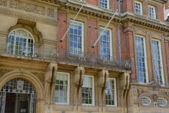 Leicester urząd miasta Zdjęcia Stock