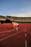 Leichtathletik 10 Stockfotos