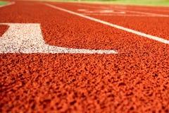 Leichtathletik Lizenzfreies Stockfoto