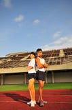 Leichtathletik 40 Lizenzfreie Stockbilder