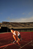 Leichtathletik 5 Stockfotografie