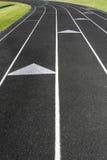 Leichtathletikauszug Lizenzfreie Stockfotos