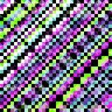 Leichte Pixelfarbhintergrund-Vektorillustration Lizenzfreies Stockfoto